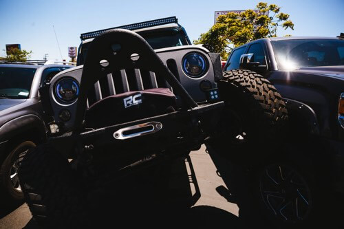 Offroading and Lift Kits from San Diego Car Stereo