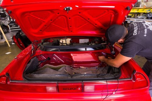 Custom Auto Work at San Diego Car Stereo