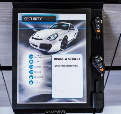 Car Security System in San Diego