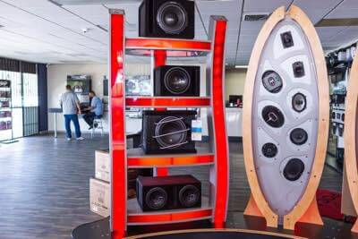 Speaker System Installation in San Diego
