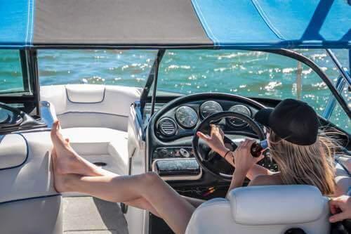 Boat season San Diego marine audio.