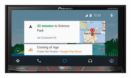 San Diego Android Auto Installation.
