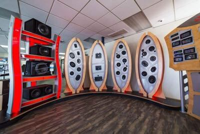 custom car audio installation San Diego.