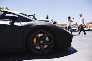 Custom rims and tires San Diego.
