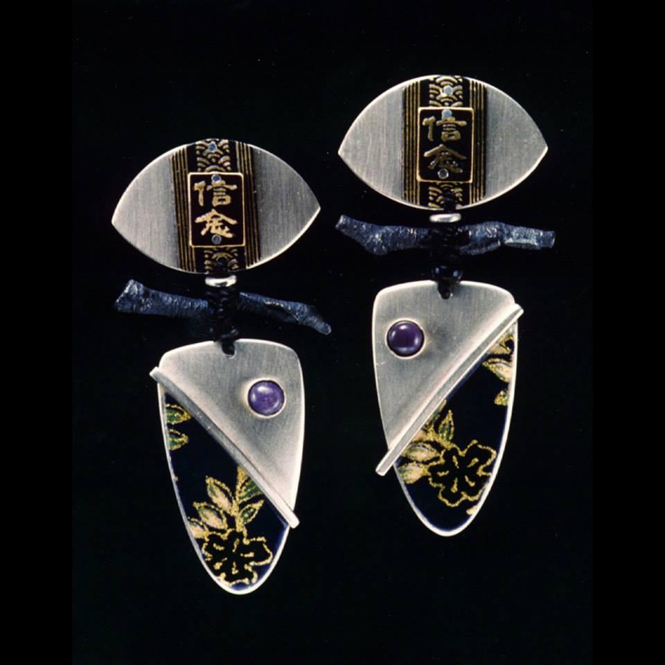 Faith earrings 1995