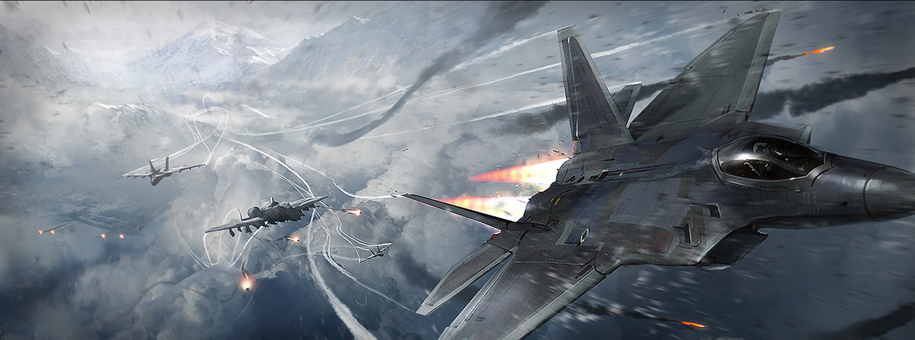 Concept Art: Call of Duty (Sledgehammer)