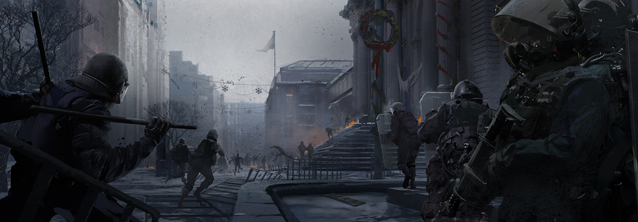 Concept Art: The Division (Ubisoft)