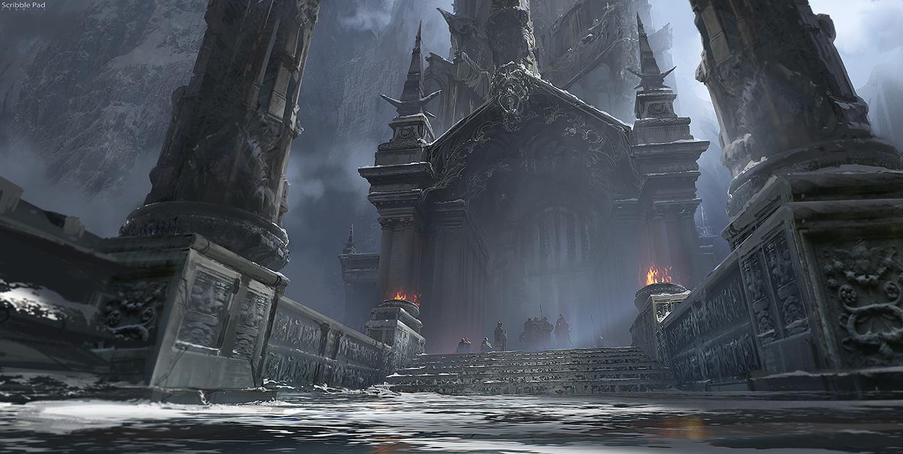 Concept Art: League of Legends (Riot Games)