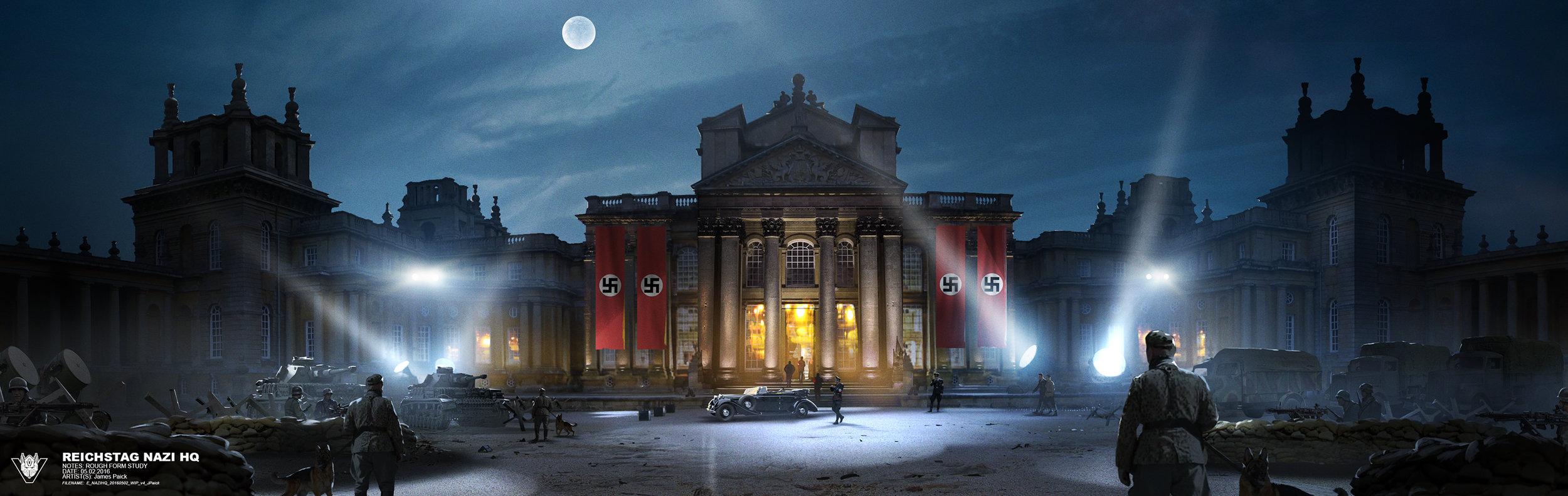 Film Concept Design: Transformers V