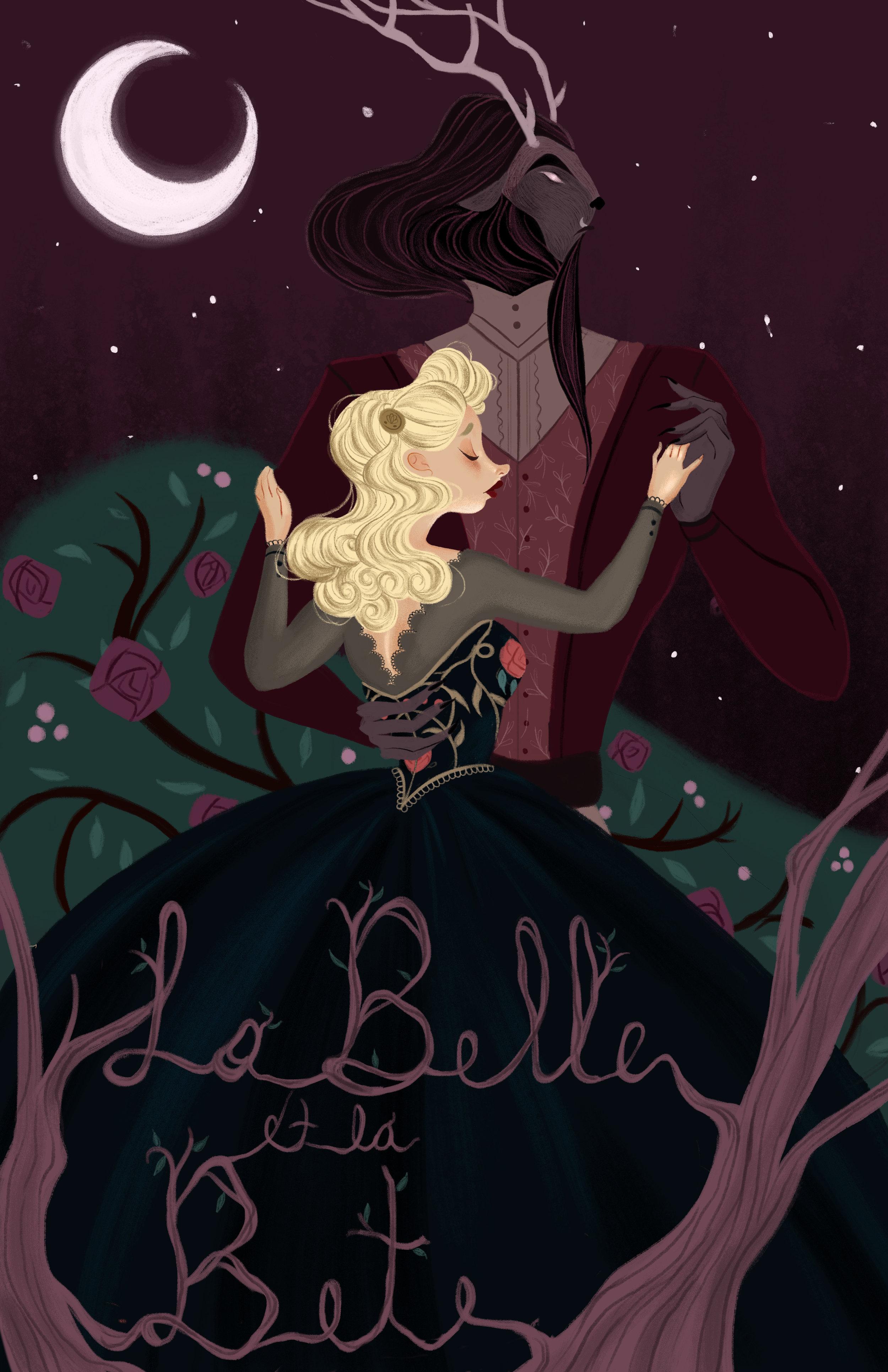 La Belle et la Bete Book Cover.jpg