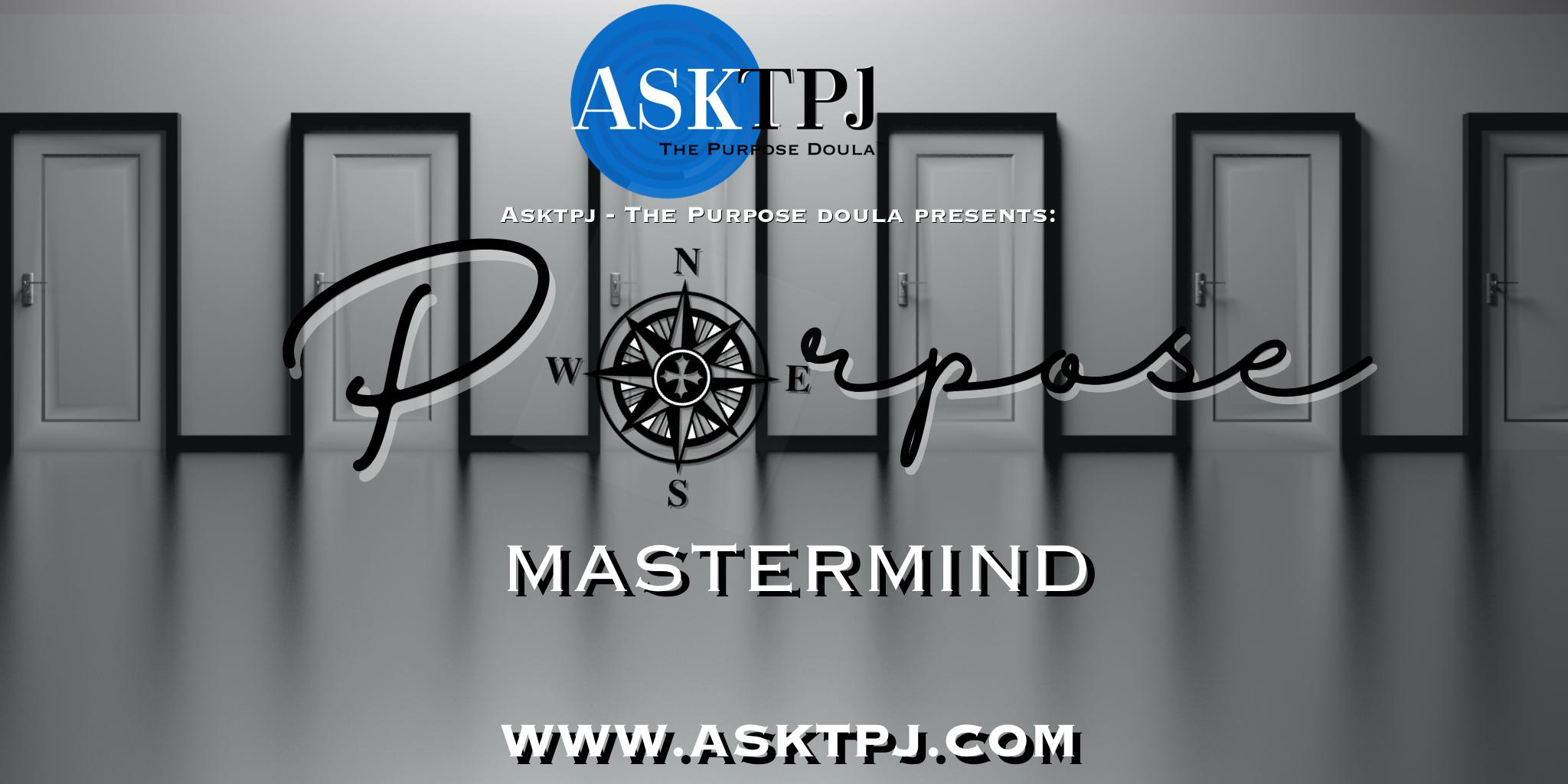 Purpose Mastermind 2020