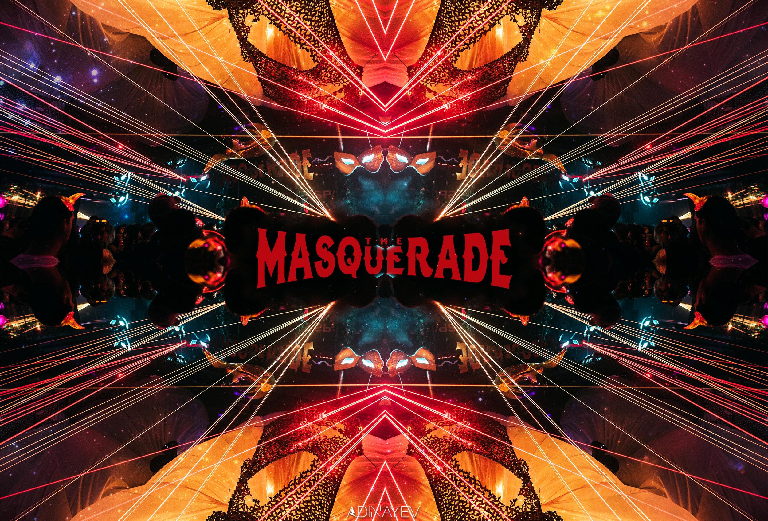 Masquerade / MMW 2017 / March 22