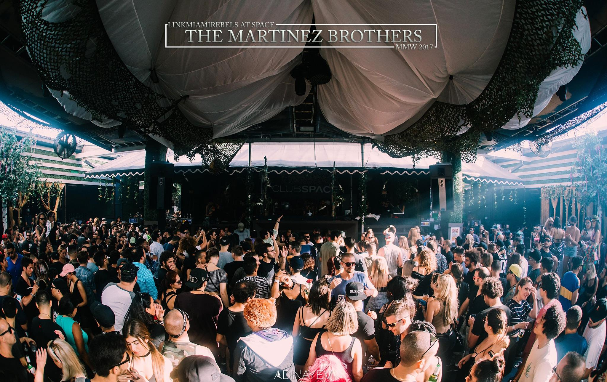 The Martinez Brothers 24 Hour Party / MMW2017 / March 26