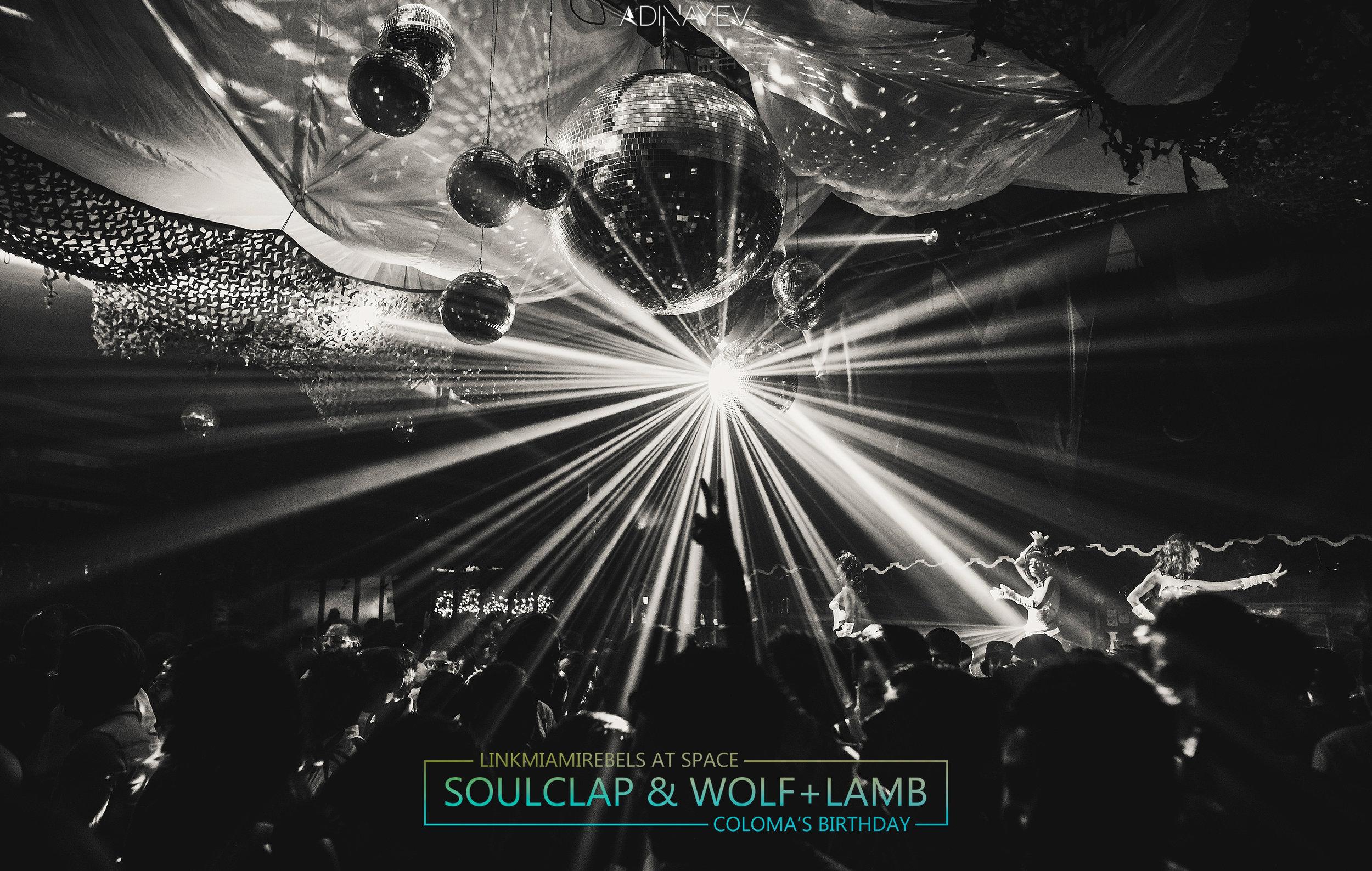 Wolf & Lamb v. Soul Clap / May 13
