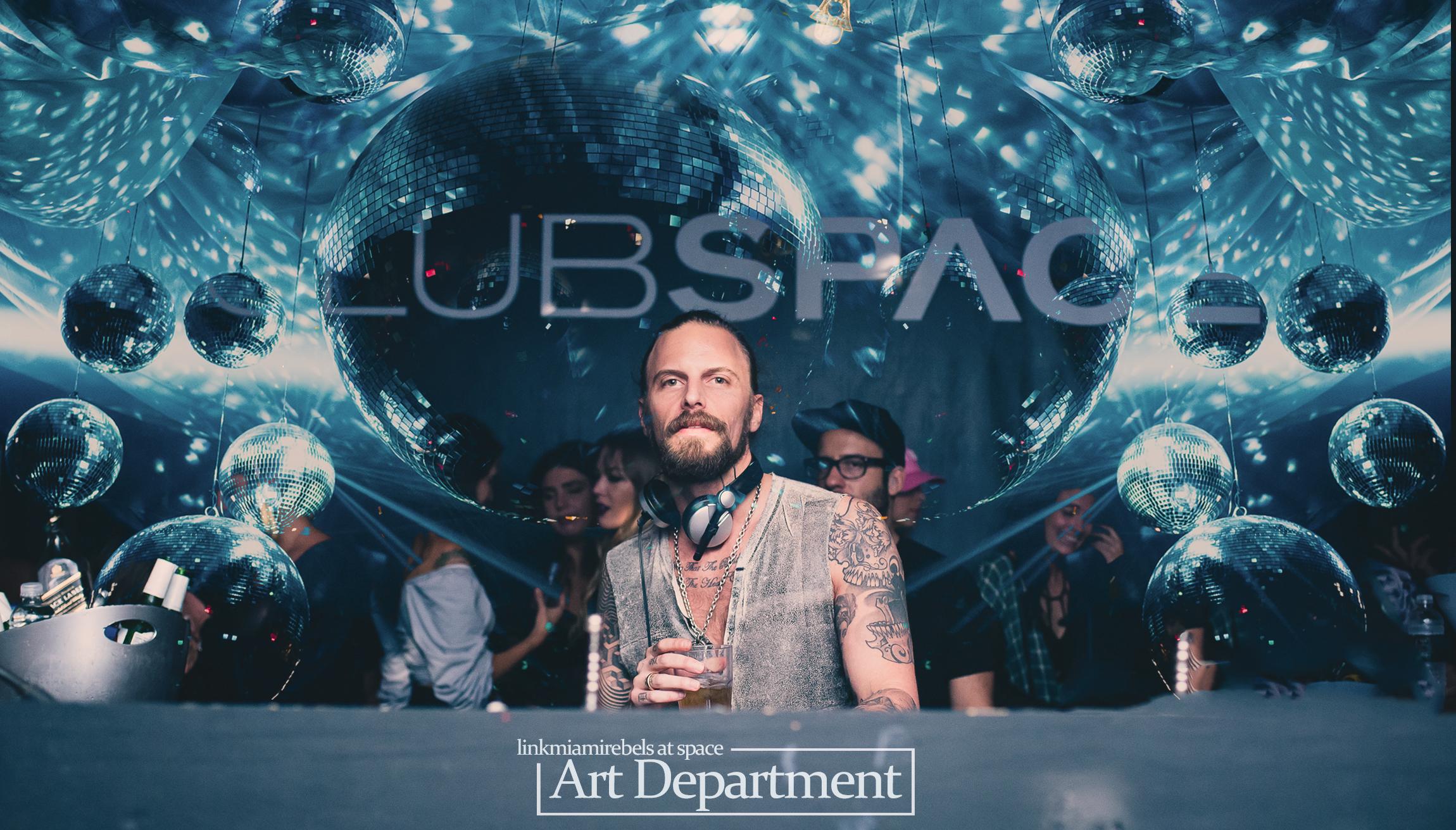 Art Department & Nathan Barato / May 20