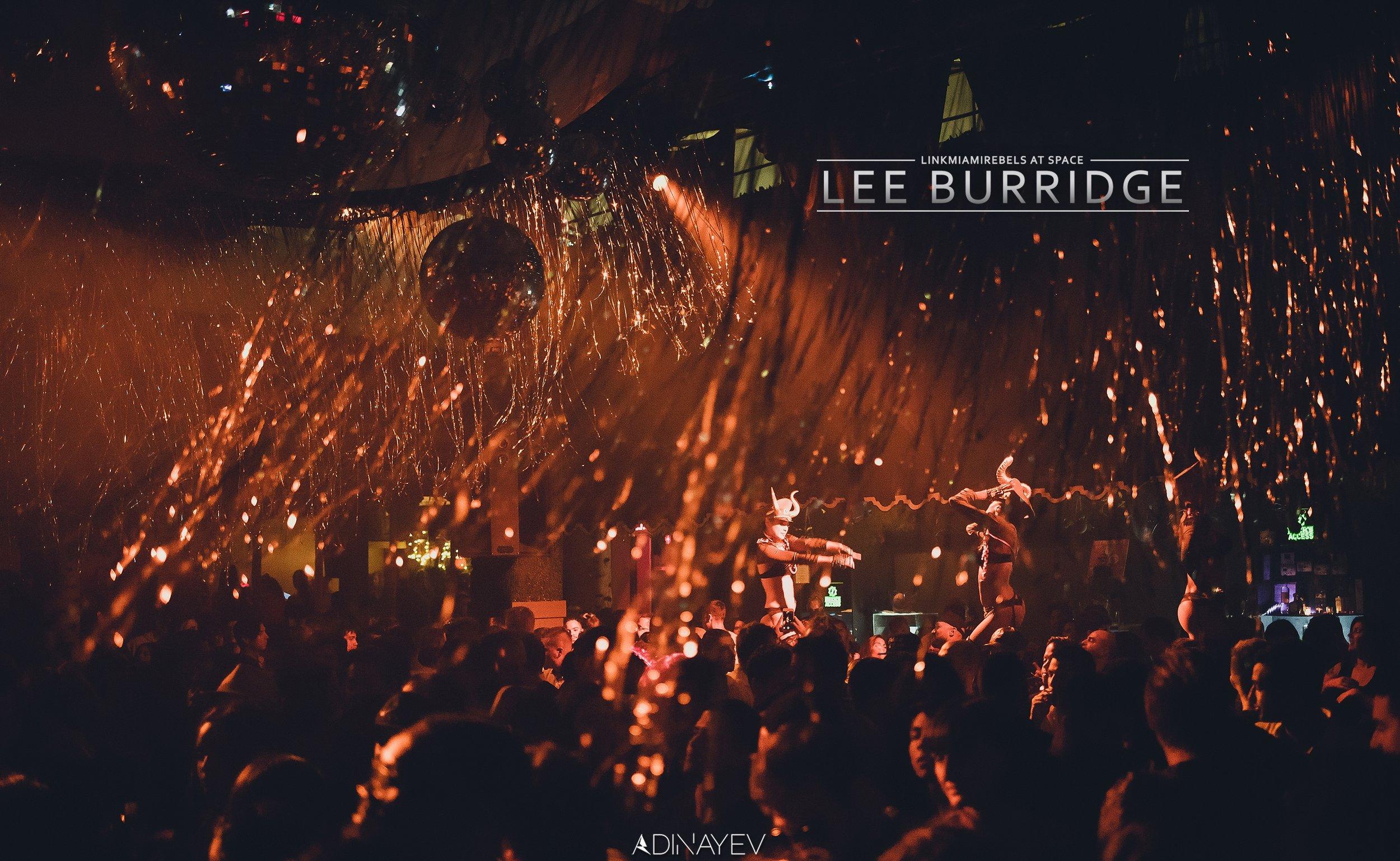Lee Burridge & Hoj / June 24