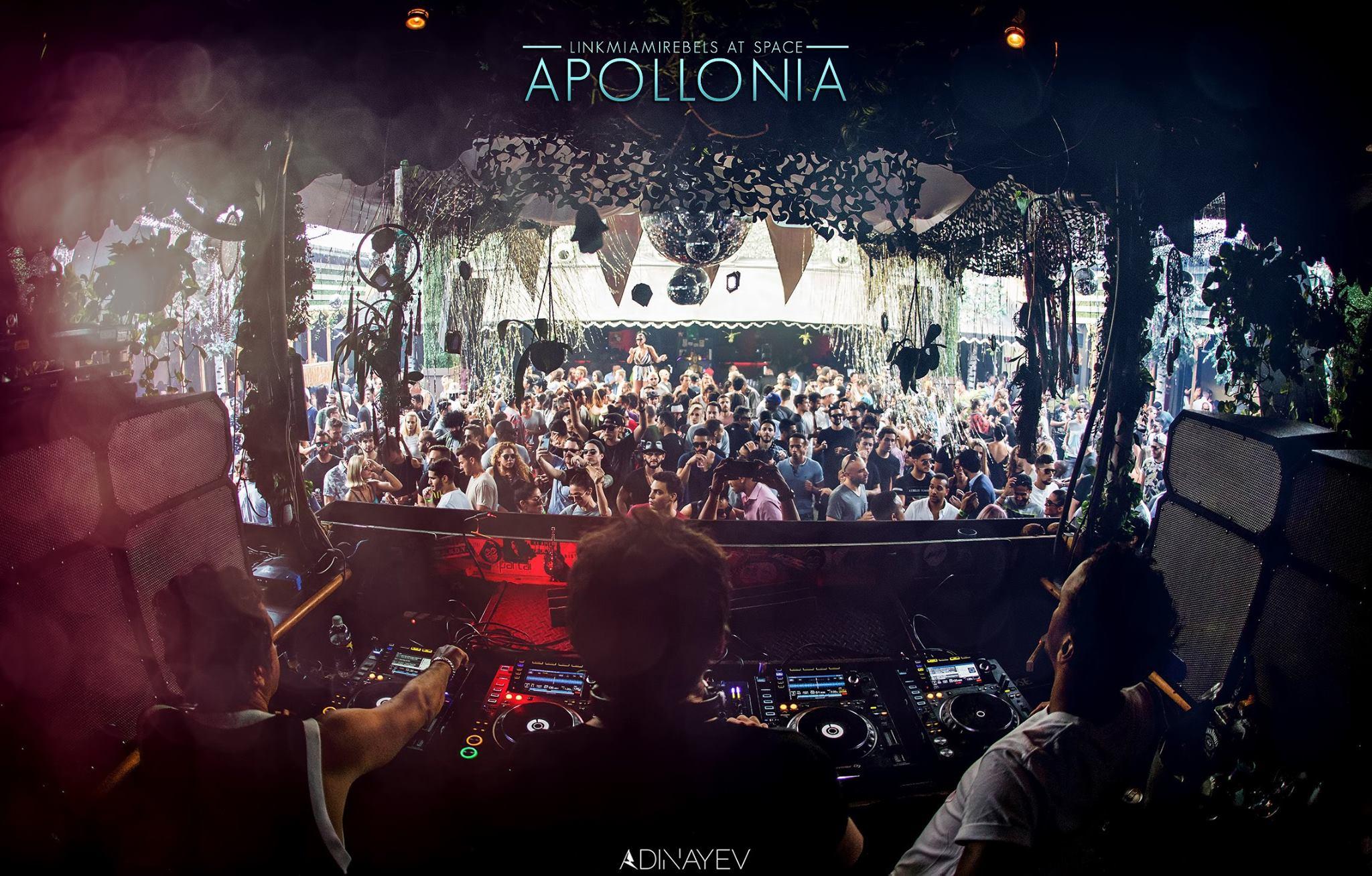 Apollonia / July 1