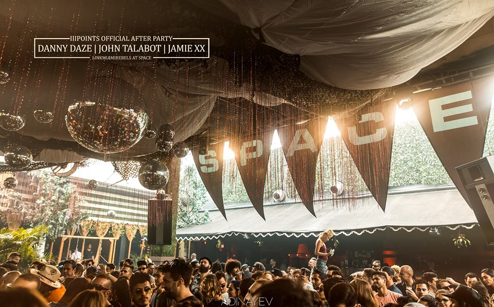 iii Points After Party w/ Danny Daze, John Talabot & Jamie XX