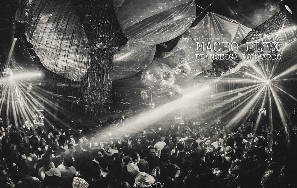 Maceo Plex & Francesca Lombardo / Jan 13