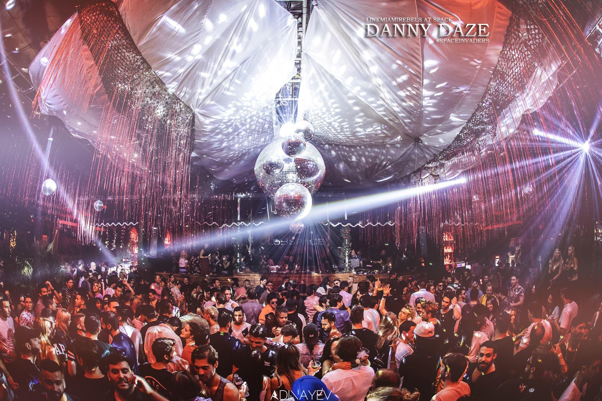 Danny Daze / April 28