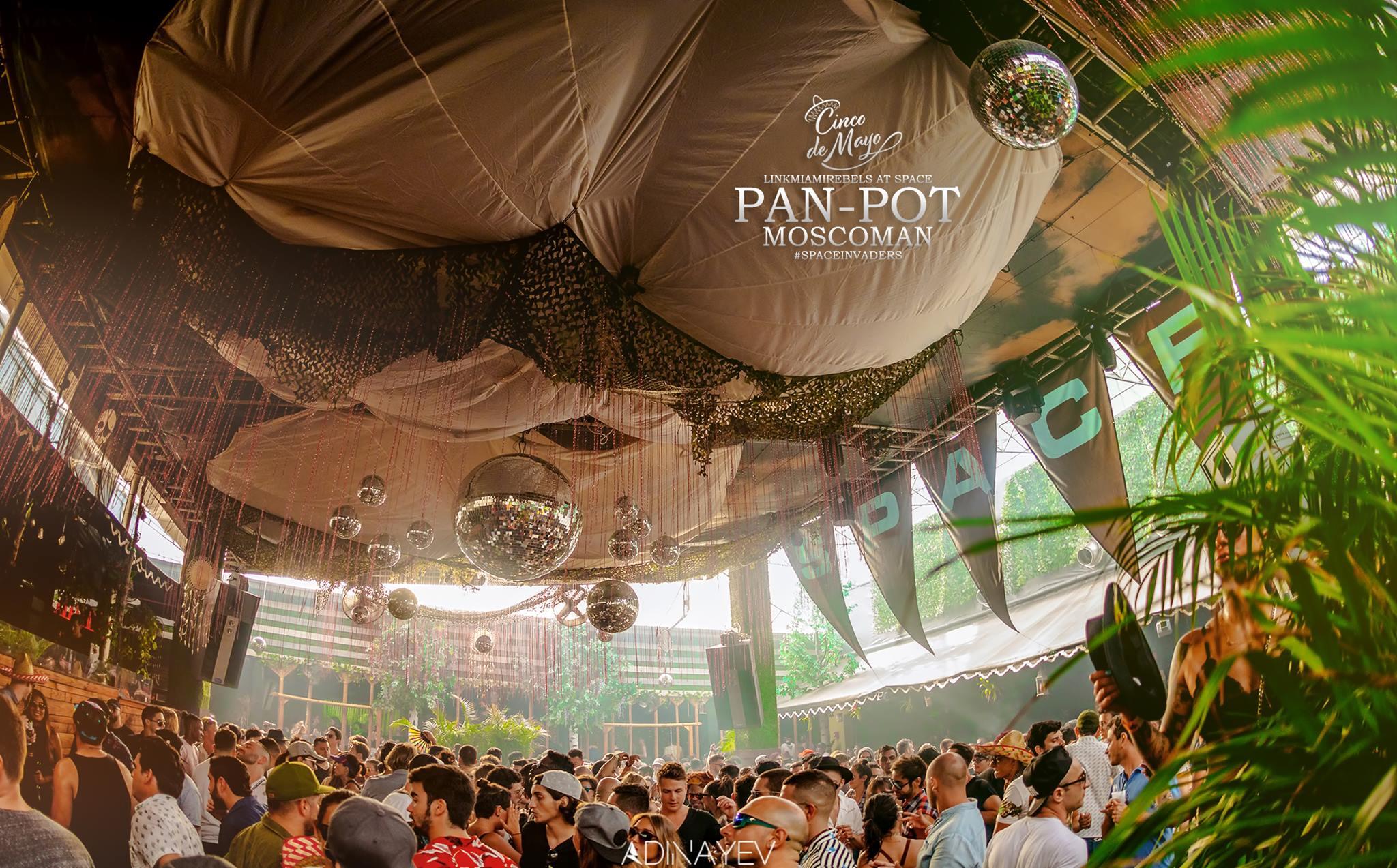 Pan-Pot and Moscoman / Cinco De Mayo