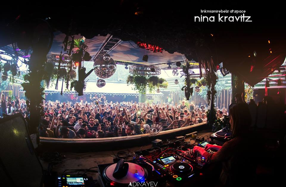 Nina Kraviz / October 5