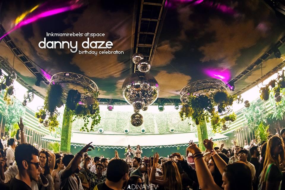 Danny Daze / Sept 29
