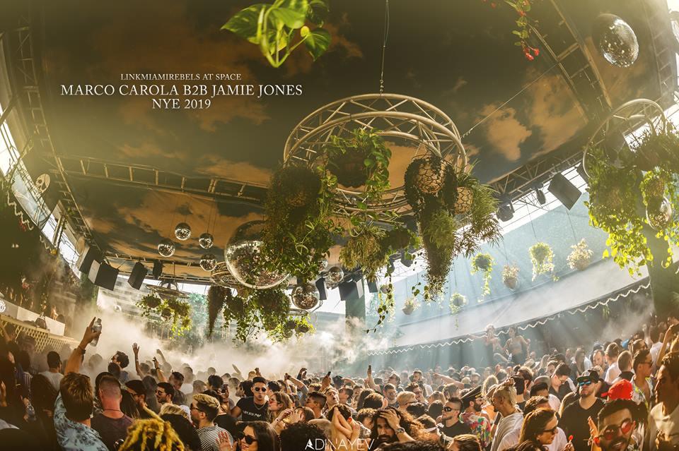 Marco Carola + Jamie Jones / NYE