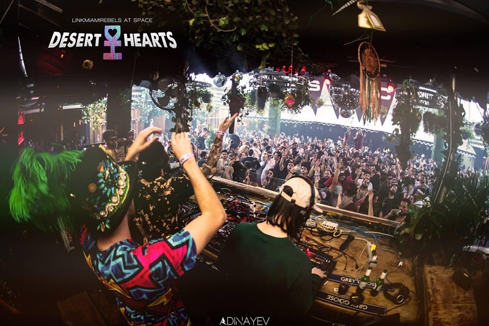 Desert Hearts / Feb 2