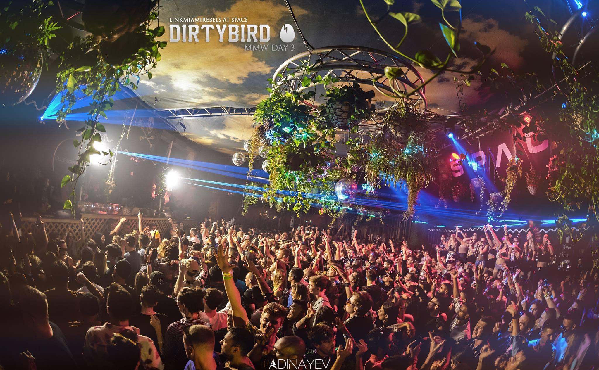 DirtyBird Players Miami / Mar 29