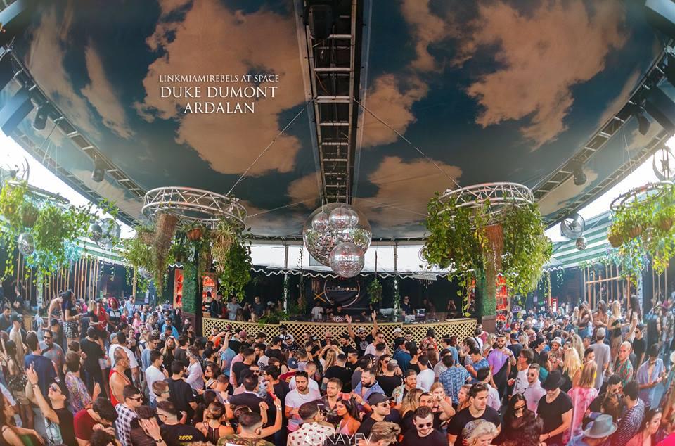 Duke Dumont + Ardalan / April 13