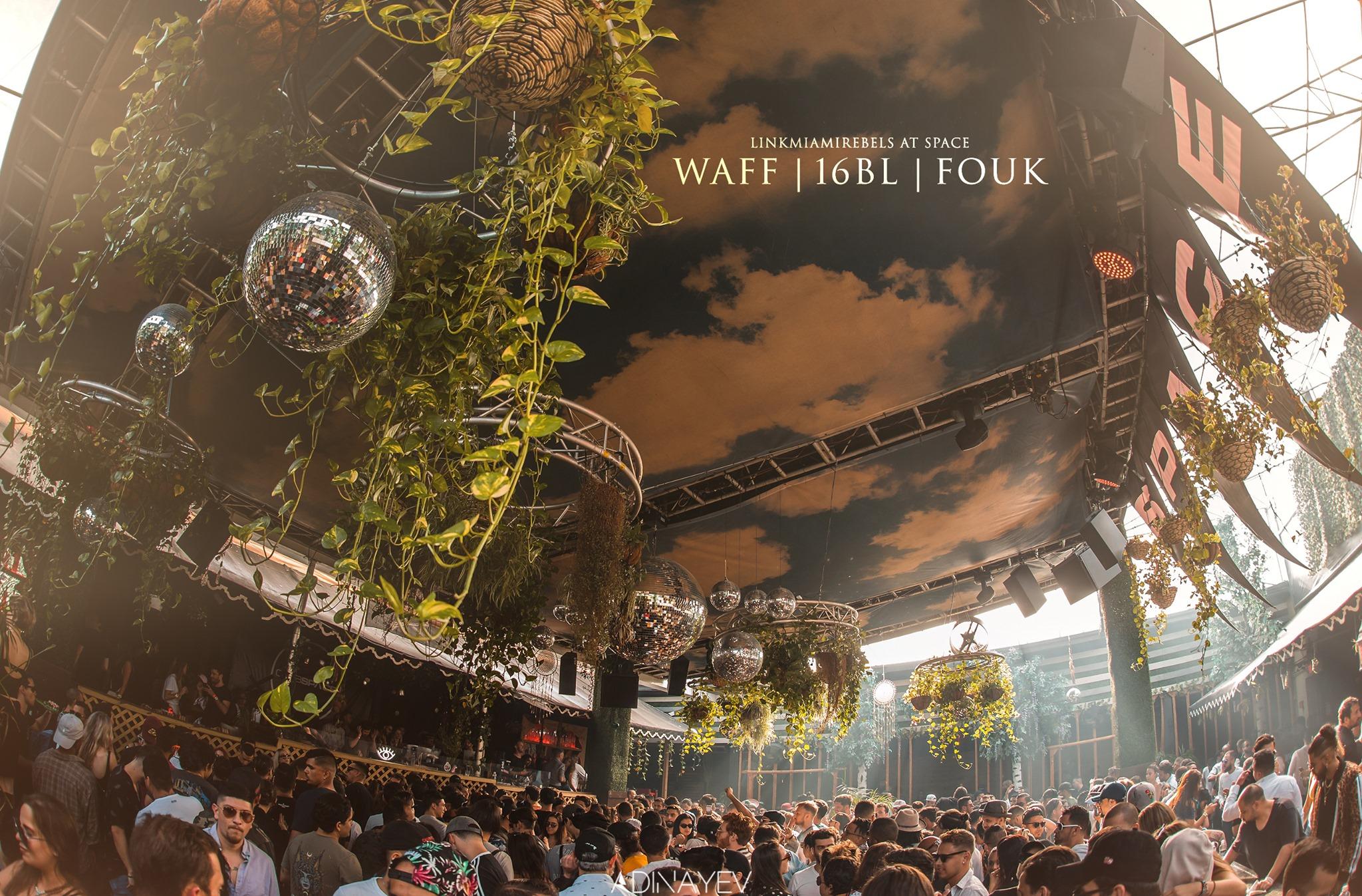 wAFF + 16BL + Fouk / April 13