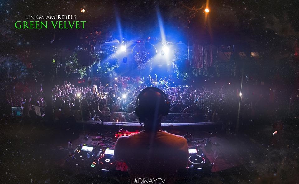 Green Velvet + Rebuke / June 29