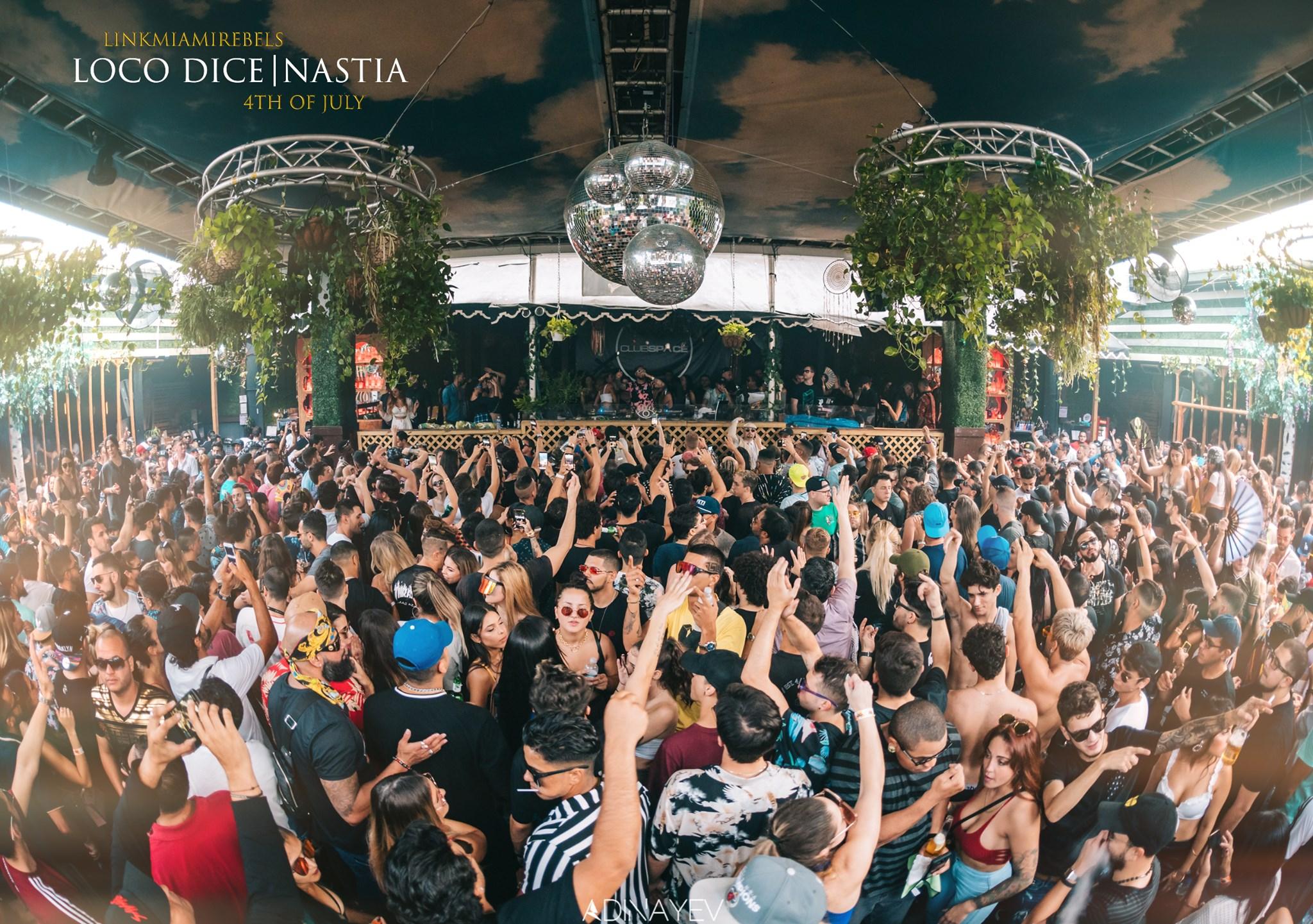 Loco Dice + Nastia / July 3