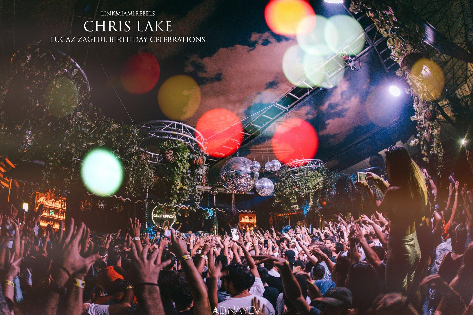 Chris Lake / August 2