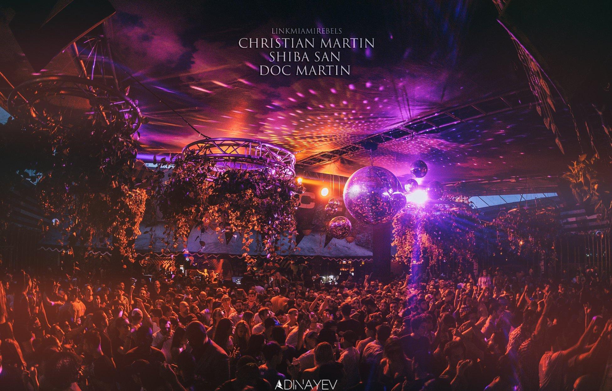 Shiba San + Doc Martin + Christian Martin / September 7