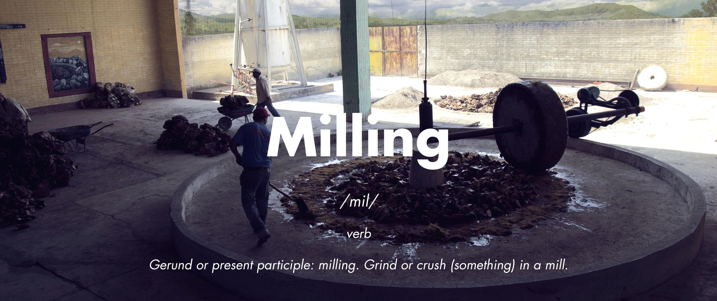 El Tinieblo Monolithic Mill