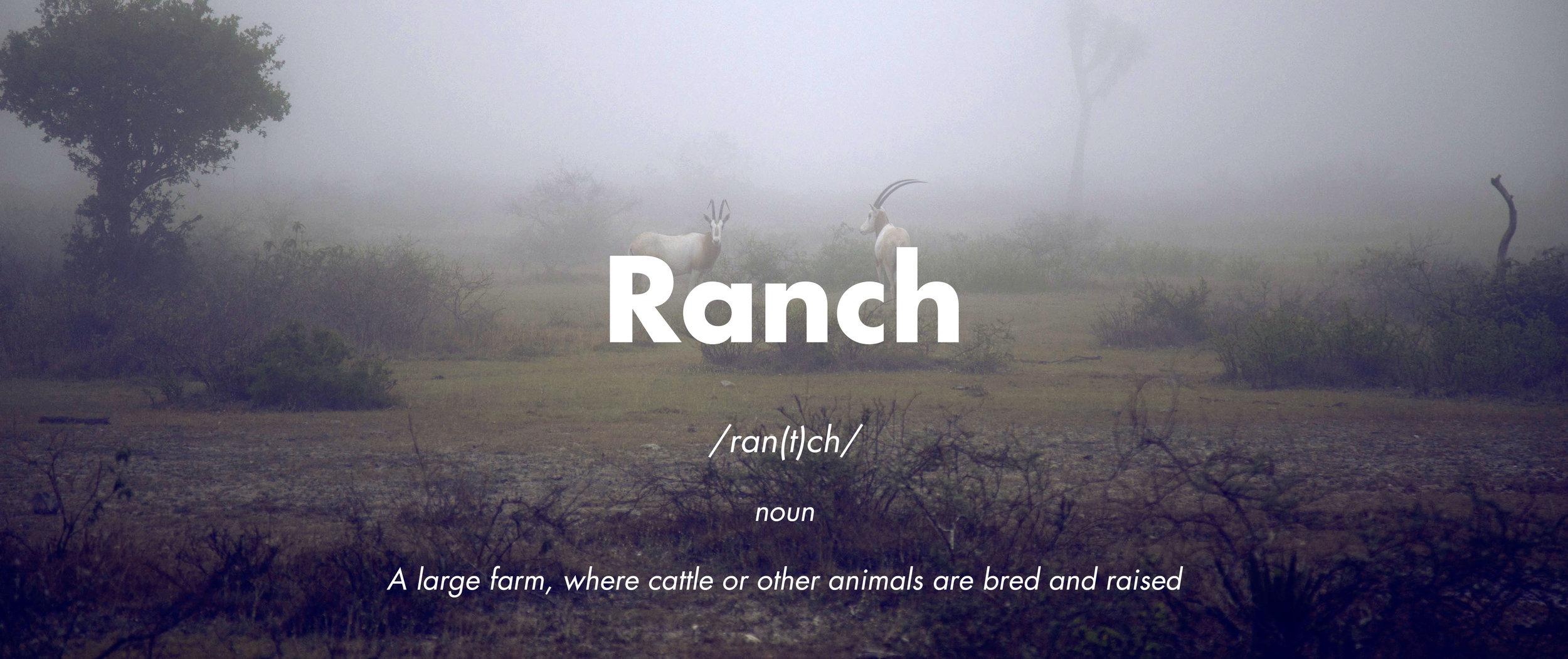 Rancho El Tinieblo