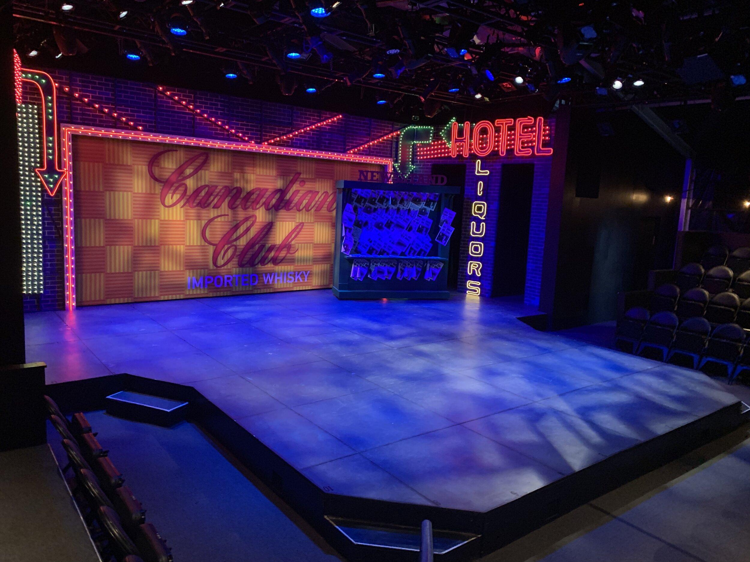 The Theatre Aspen Stage