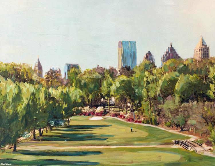 Ansley Golf Club<br>Atlanta