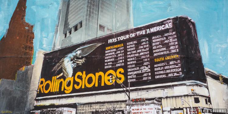 Rolling Stones<br>New York City