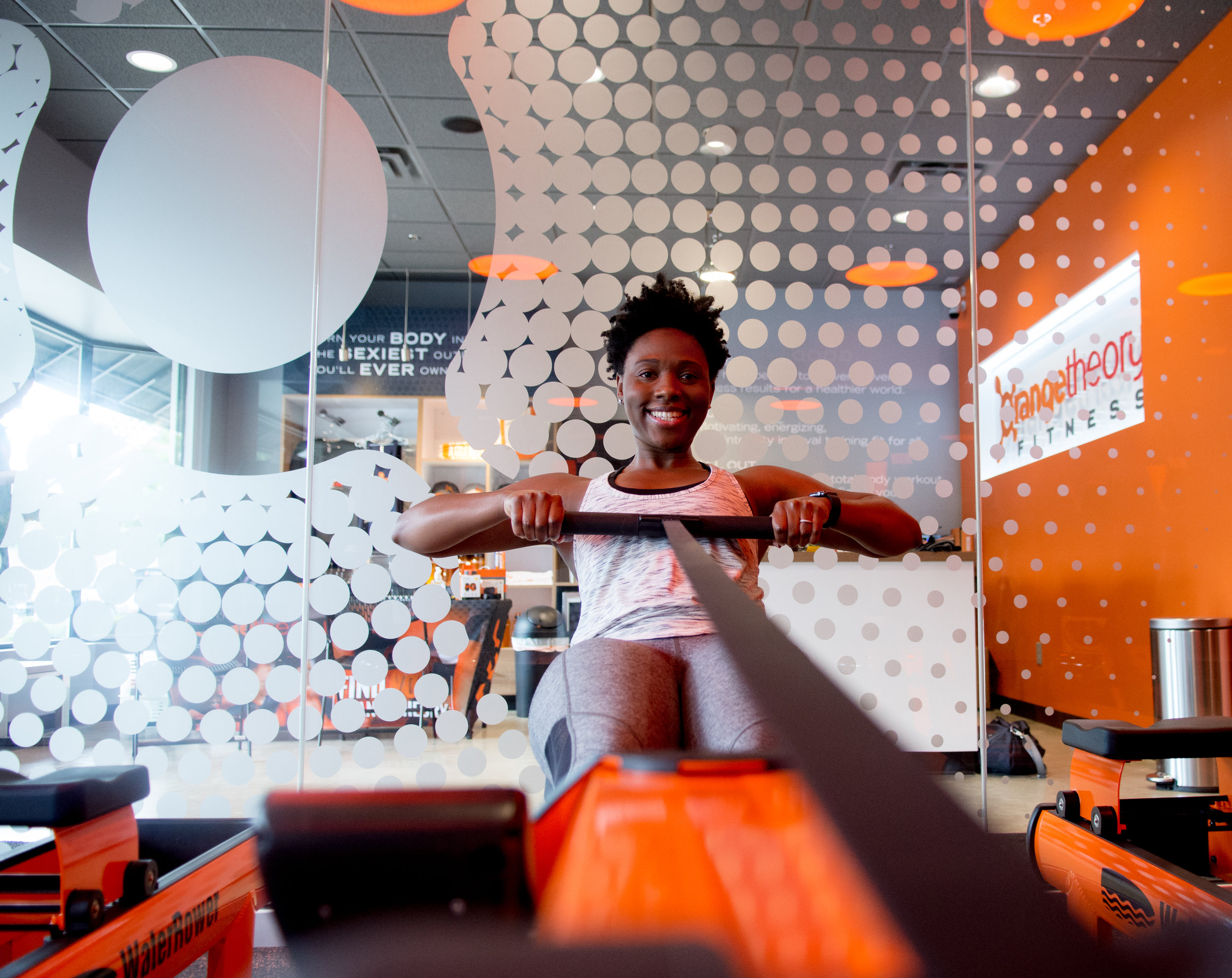 Orange Theory Fitness - Commercial Photography