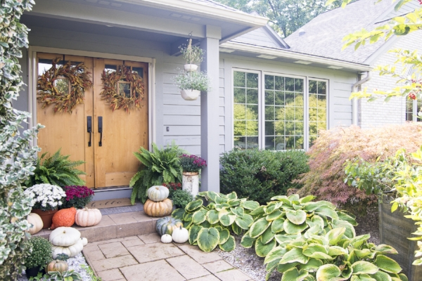 Porch Entryway