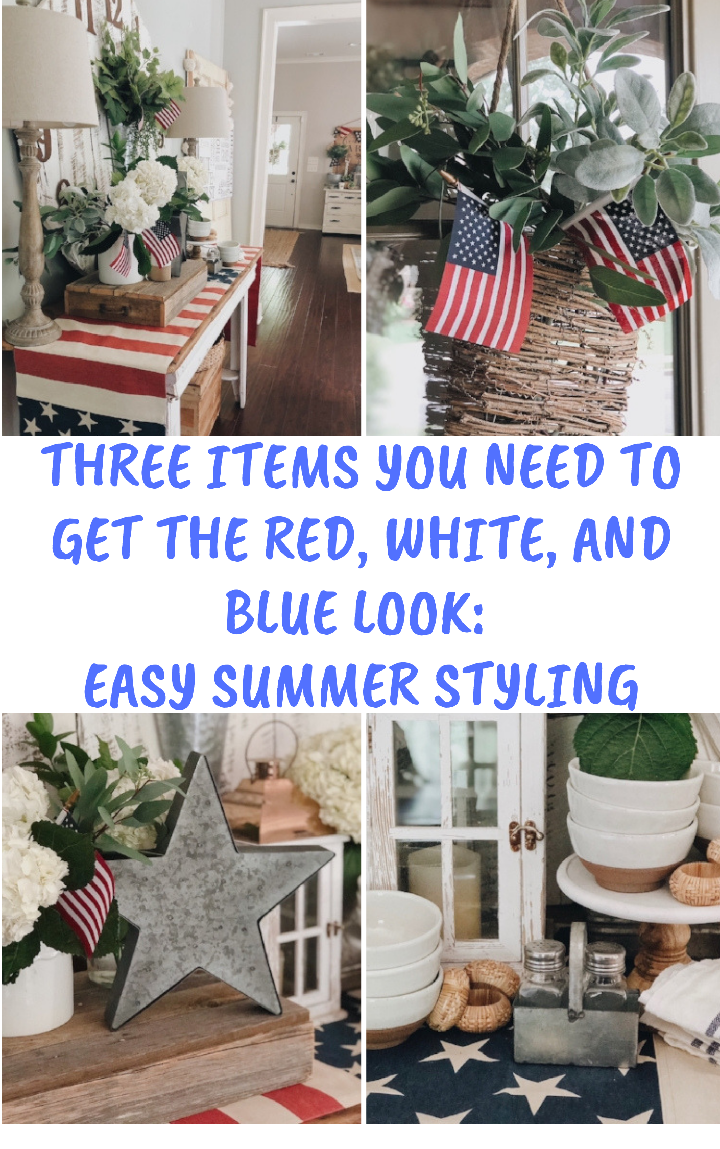 Three Items You Need To Get The Red, White, And Blue Look: Easy Summer Styling.png