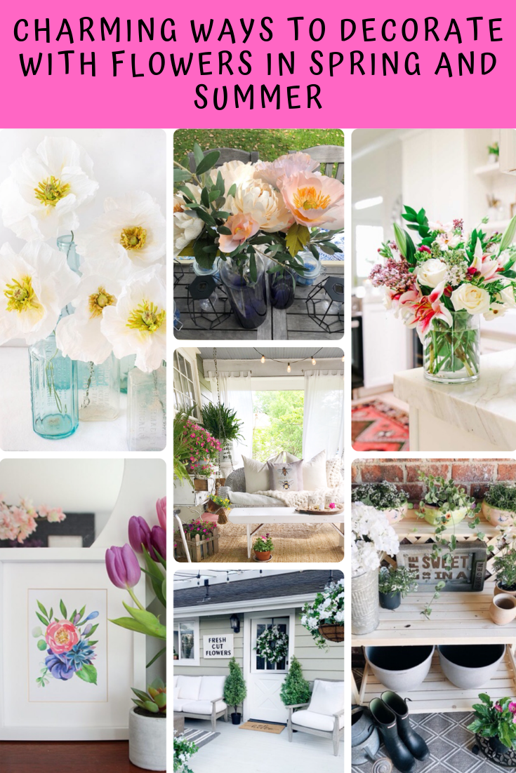 Charming Ways To Decorate With Flowers In Spring And Summer.png