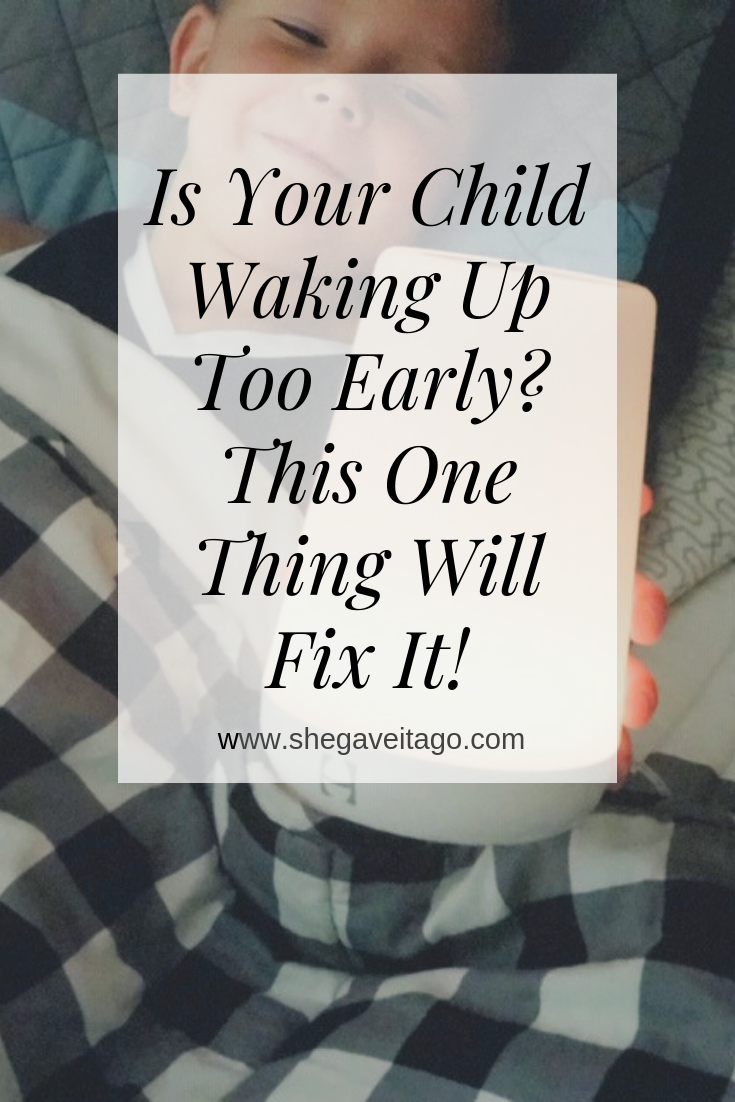 Is Your Child Waking Up Too Early? This One Thing Will Fix It!.png