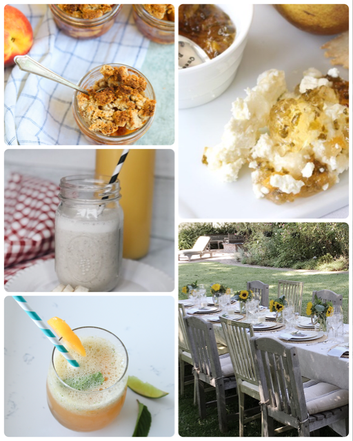 Amazingly Savory Peach Recipes For Summer.PNG
