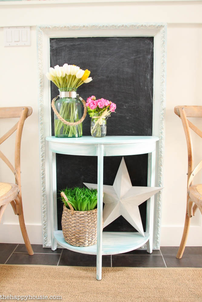 Faux-Map-Wallpaper-and-Chalk-Painted-Entry-Table-Makeover-Entry-Hall-Foyer-tweaks-at-the-happy-housie-13.jpg