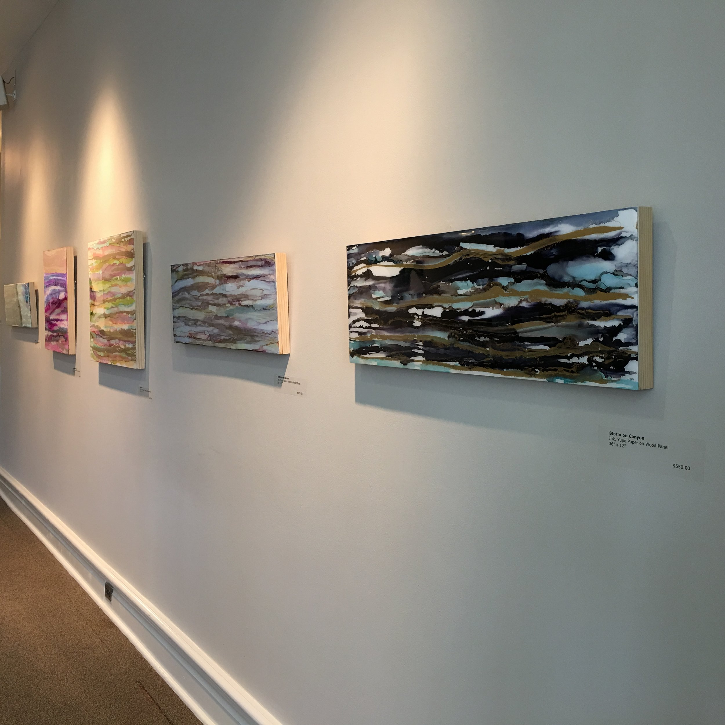 Durham Arts Council Seamans Gallery