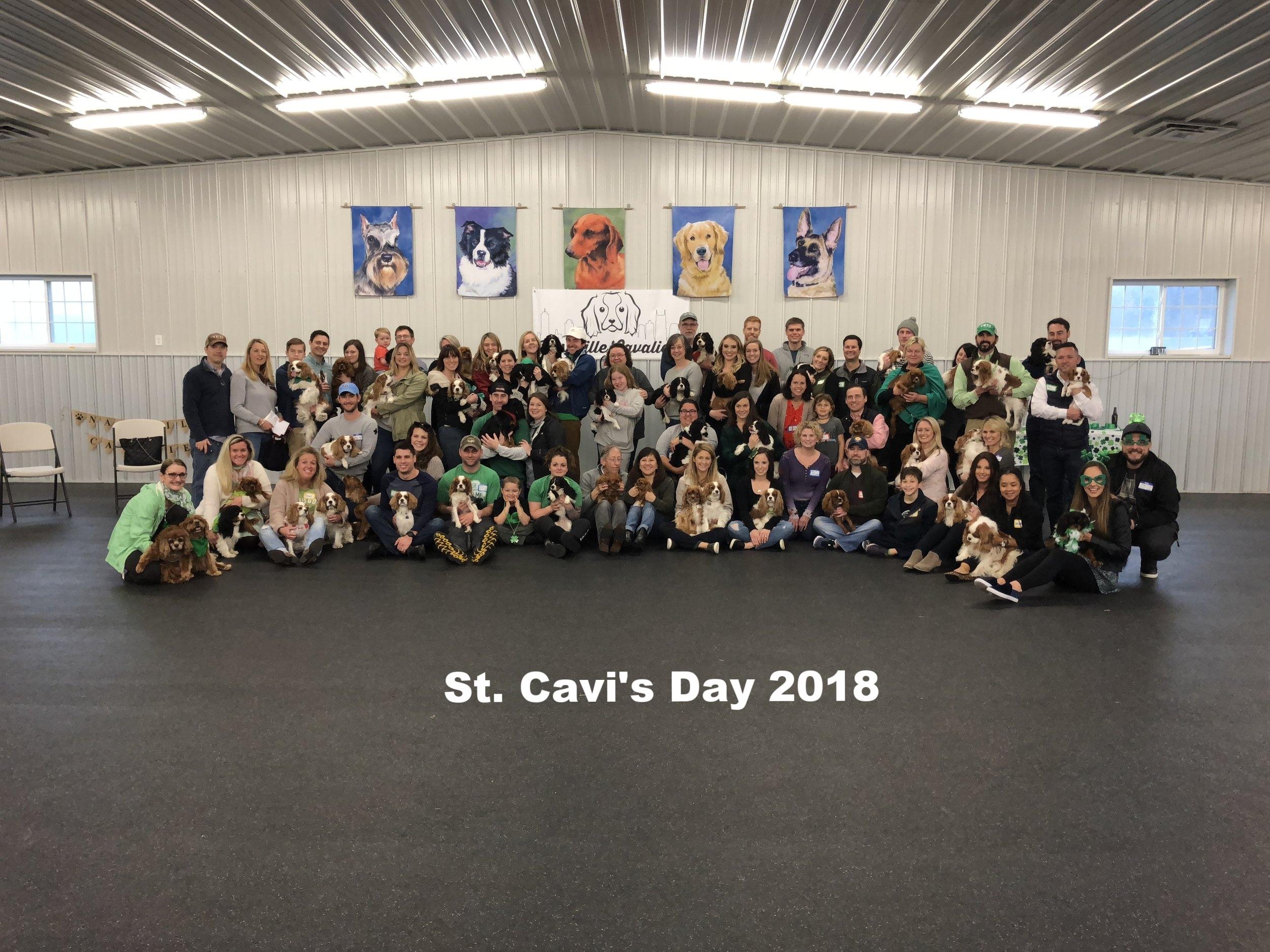 St Cavis Day .JPG